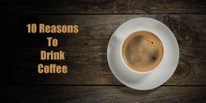 Health benefits of consuming coffee