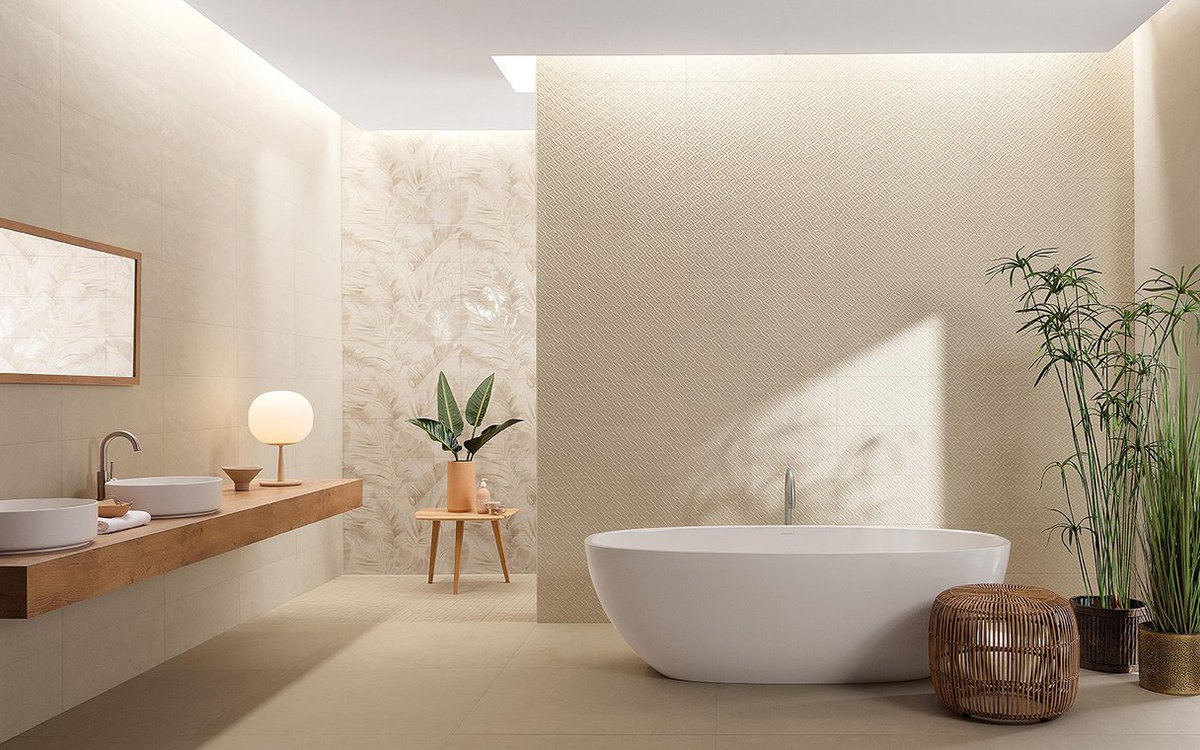 Tiles give a splendid finishing to homes